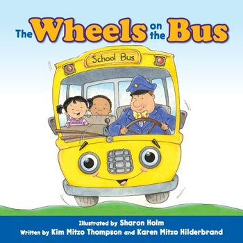 The Wheels on the Bus eBook & Read-Along Audio Track
