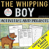 The Whipping Boy: Reading Response Activities and Projects