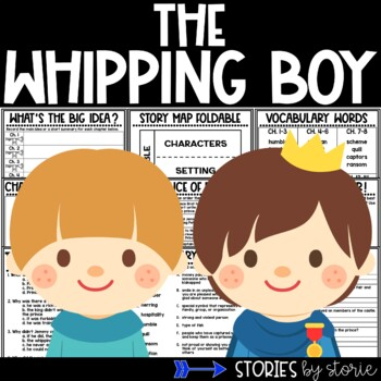 The Whipping Boy Book Questions and Vocabulary