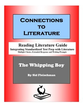 The Whipping Boy-Reading Literature Guide