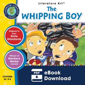 The Whipping Boy Gr. 5-6
