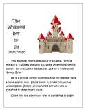 The Whipping Boy Lapbook