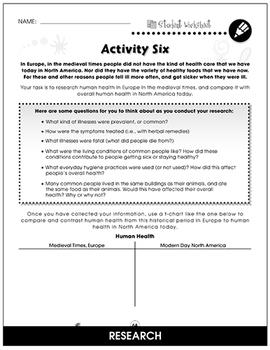 The Whipping Boy - Literature Kit Gr. 5-6 - BONUS WORKSHEETS