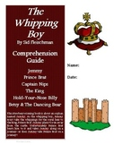 The Whipping Boy Novel Unit Bundle