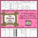 The Whipping Boy: Reading Activities and Response Projects