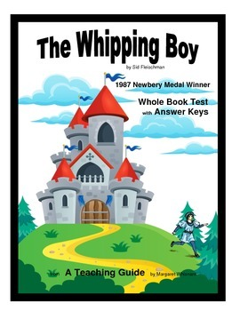 The Whipping Boy Whole Book Test