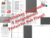 The Whiskey Rebellion - Mini Bundle: Activities and Info Reading