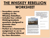 The Whiskey Rebellion - President Washington - US History/APUSH
