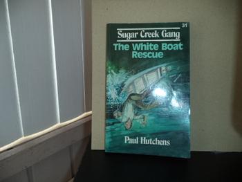 The White Boat Rescue ISBN 0-8024-4833-X