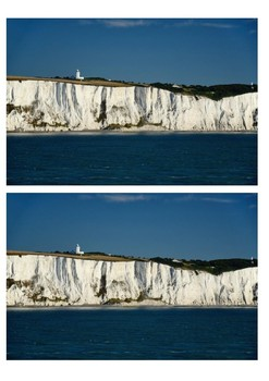 The White Cliffs of Dover Word Search