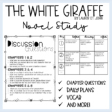 The White Giraffe by Laurent St. John Novel Study