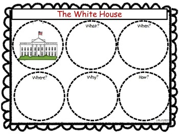 The White House ~ Cornerstones of Freedom Book