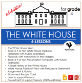 The White House {Digital & PDF}