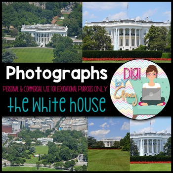 The White House Stock Photos - Photographs