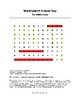 The White House Word Search Color/B&W (Grades K-2)