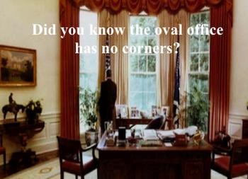 The White House in Washington D.C. PowerPoint Presentation