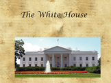 The White House in Washington D.C. PowerPoint Presentation