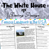 The White House part of Landmarks in the USA Distance Learning