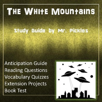 The White Mountains lesson plans, study guide and reading questions