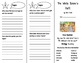 The White Spider's Gift Trifold - Imagine It 5th Grade Unit 6 Week 4