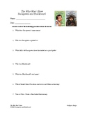 The Who Was Show for Season 1 Episode 6 Sacagawea and Blackbeard