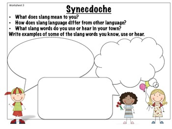 The Whole Year Figurative Language Literacy Kit