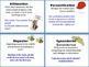 The Whole Year Figurative Language Literacy Kit