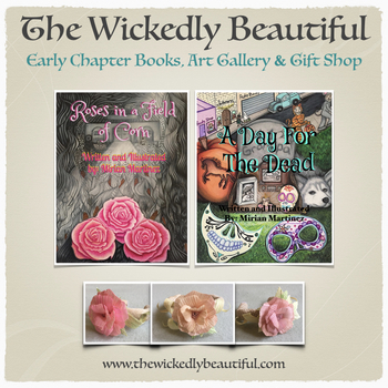 The Wickedly Beautiful Book Shop