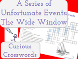 The Wide Window- Worksheet (Book 3 Series of Unfortunate Events)