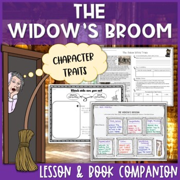 The Widow's Broom Lesson Plan and Book Companion