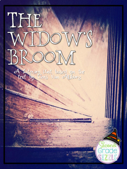 The Widow's Broom Literature Response Craftivity