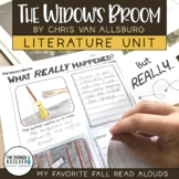 The Widow's Broom Literature Unit {My Favorite Read Alouds