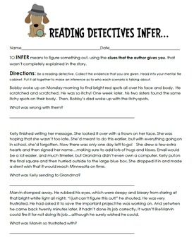 The Widow's Broom - Making Inferences Creative Activity Pack