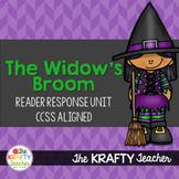 The Widow's Broom Reader Response CCSS Aligned Chris Van Allsburg