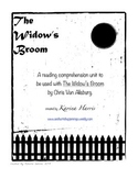 The Widow's Broom Reading Comprehension Unit