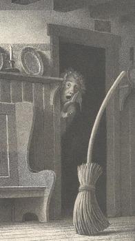 The Widow's Broom by Chris Van Allsburg