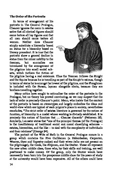 """""""The Wife of Bath's Prologue and Tale"""" by Geoffrey Chaucer"""