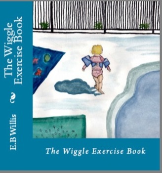 The Wiggle Exercise Book - Vol 1 Children's Exercise Books