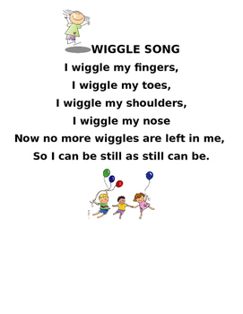 The Wiggle Song