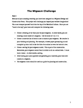 The Wigwam Challenge