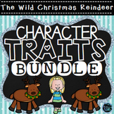 The Wild Christmas Reindeer Character Traits Bundle | Jan Brett Author Study