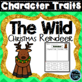 The Wild Christmas Reindeer - Character Traits Sorting