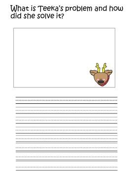 The Wild Christmas Reindeer Interactive Read Aloud Powerpoint Activities