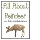 The Wild Christmas Reindeer- Literacy, Math, & Writing Activities
