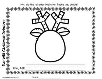 The Wild Christmas Reindeer and The Christmas Trolls Book Companion Bundle