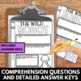 The Wild Robot Complete Novel Study Unit with Resources and Activities