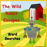 The Wild Robot Escapes-Word Searches