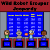 The Wild Robot Escapes by Peter Brown Jeopardy