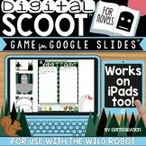 The Wild Robot Interactive Digital Scoot on Google Slides