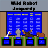 The Wild Robot Jeopardy by Peter Brown